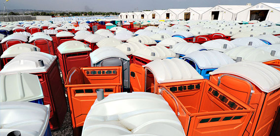 Champion Portable Toilets in Harlingen, TX
